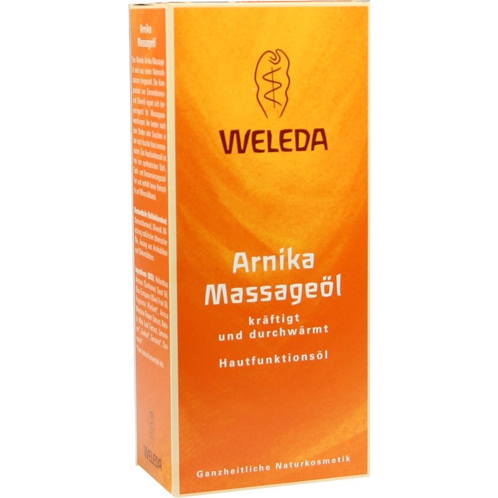 WELEDA Arnika-Massageöl  OEL