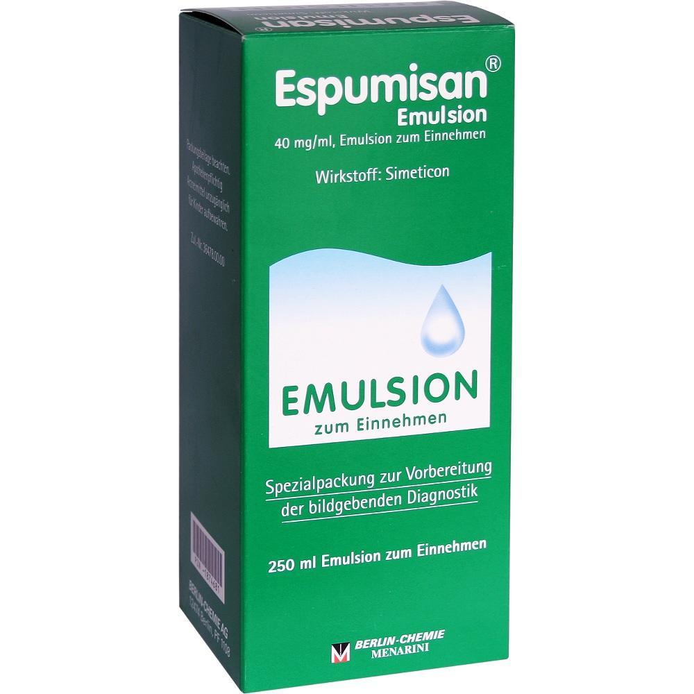 Espumisan Emulsion f. bildgebende Diagnostik  EMU