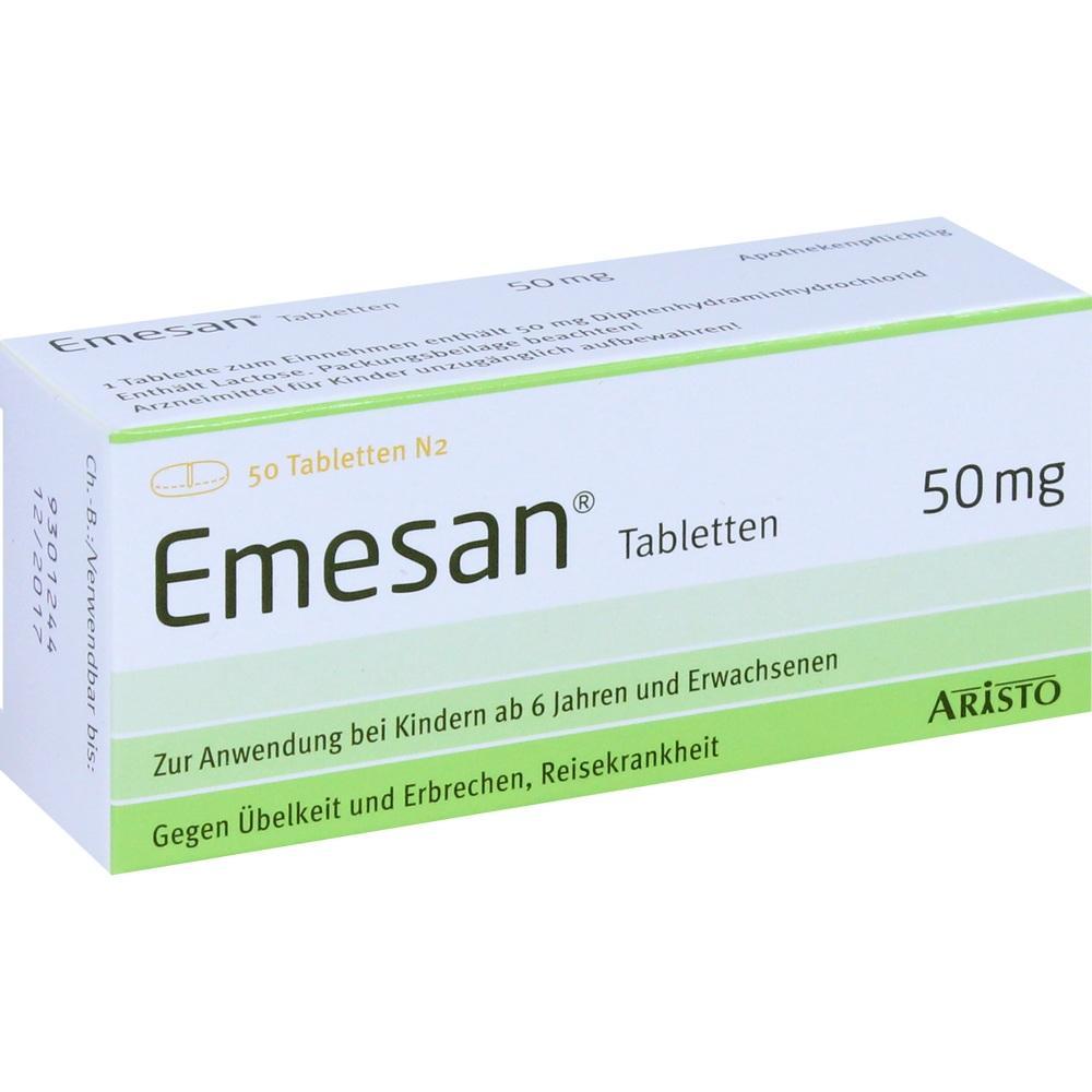 Emesan Tabletten  TAB