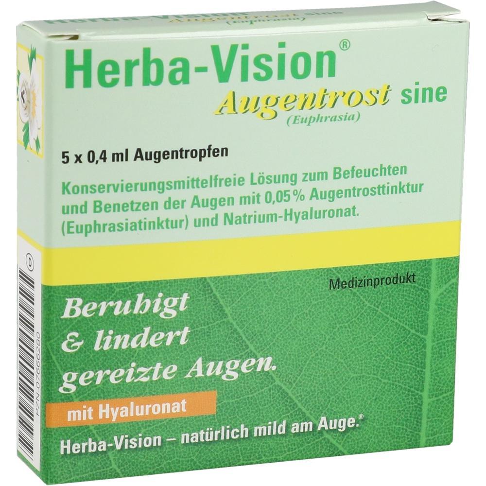 Herba-Vision Augentrost sine  ATR