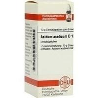 Acidum Aceticum D12  Globuli
