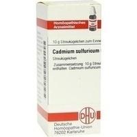 Cadmium Sulfuricum C30  Globuli