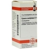 Cynara Scolymus D12  Globuli
