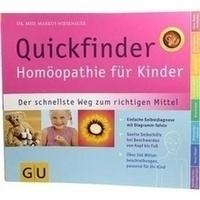 Gu Homöopathie Quickfinder Für Kinder