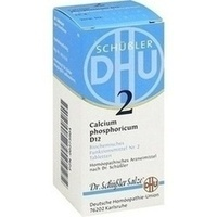 Biochemie Dhu 2 Calcium Phosphoricum D12  Tabletten
