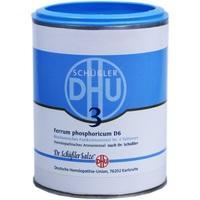 Biochemie Dhu 3 Ferrum Phosphoricum D 6  Tab