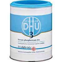 Biochemie Dhu 3 Ferrum Phosphoricum D12  Tab