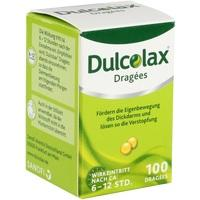 Dulcolax Dragees Dose  Tabletten