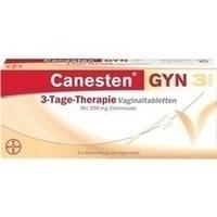 Canesten Gyn 3-Tage-Therapie Vaginaltabletten