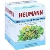Heumann Blasen-Und Nierentee Solubitrat Uro  Ins