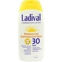 Ladival Norm.Bis Empf.Haut Lotion Lsf30