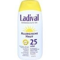 Ladival Allergische Haut Sonnenschutz Gel Lsf 25