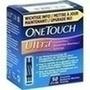 One Touch Ultra Sensor-Teststreifen  TTR