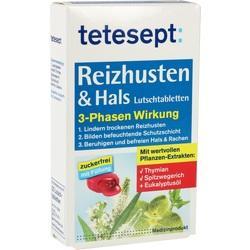 TETESEPT REIZHUSTEN+HALS