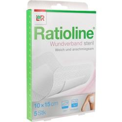 RATIOLINE WUNDV 15X10CM ST