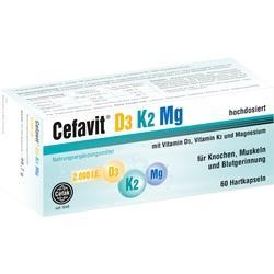 CEFAVIT D3 K2 MG 2000I.E.
