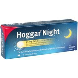 HOGGAR NIGHT 25MG SMT