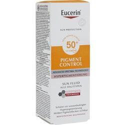 EUCERIN SUN FLUID PIGM 50