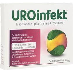 UROINFEKT 864MG FTA