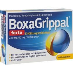 BOXAGRIPPAL FO ET 400/60MG